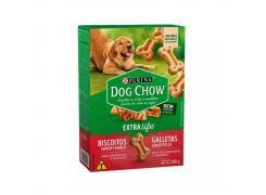 Petisco Purina Dog Chow Carinhos Integral Maxi Frango para Cães Adultos Raças Grandes 500g Nestlé
