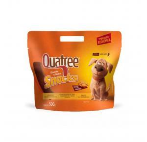 Petisco Snack Quatree para Cães Sabor Frango 500g