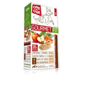 Petisco Spin Pet Onebyone Gourmet Fit Stick Maça Cenoura e Quinoa - 50 g