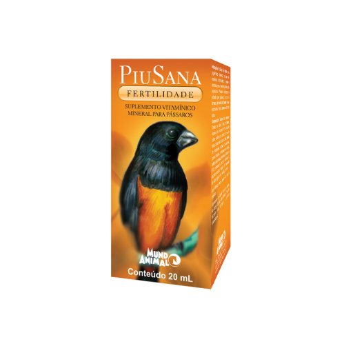 PiuSana  fertilidade 20 ml