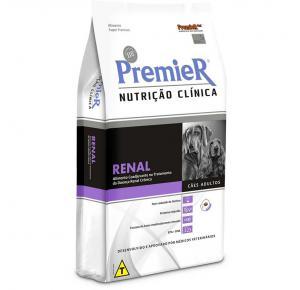 Ração Premier Renal  Nutrição Clínica para Cães Adultos 10.1kg