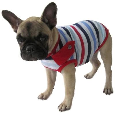 Roupa Marinheiro Verão Pet Club