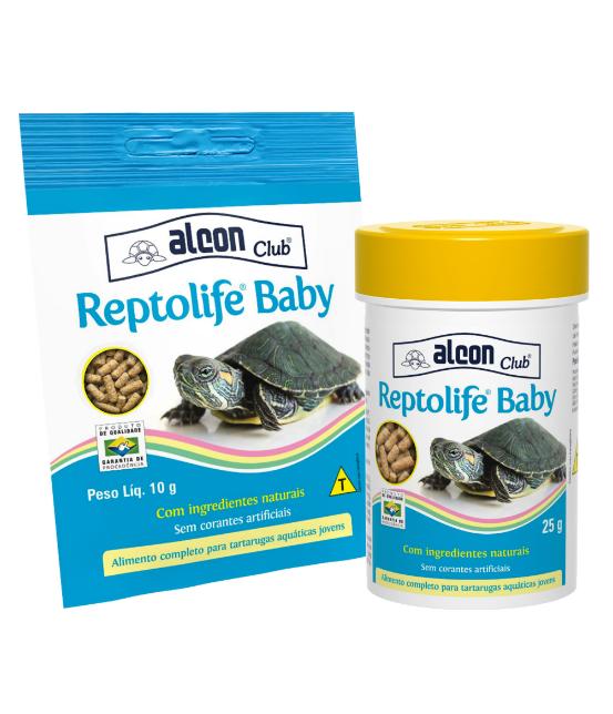 Ração Alcon Reptolife Baby