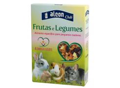 Ração Alcon Roedores Frutas Legumes - 75g