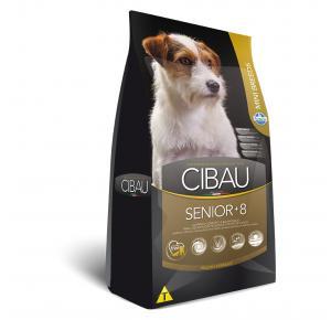 Ração Cibau  Senior para Cães Adultos de Raças Pequenas