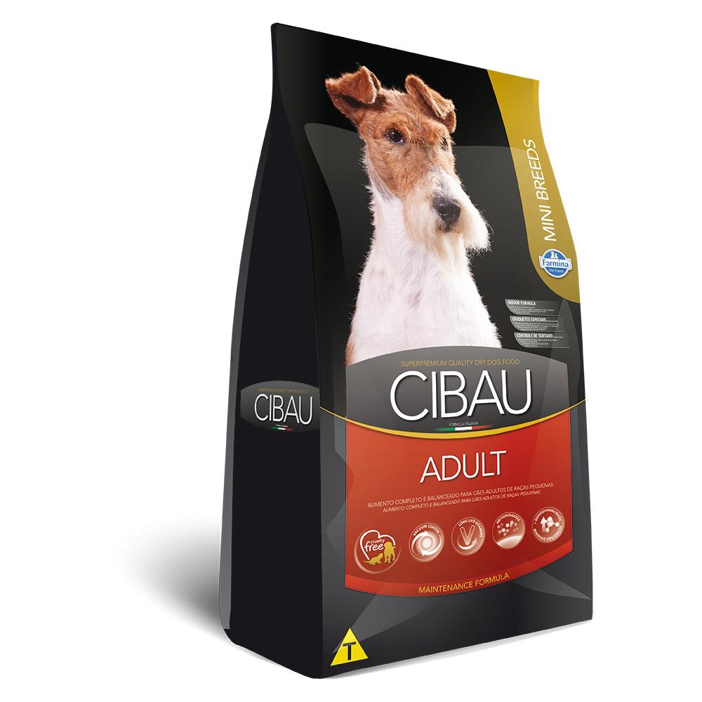 Ração Cibau para Cães Adultos de Raças Pequenas Frango
