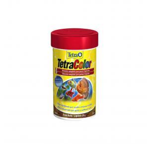Ração Color Flakes Tetra 20gr