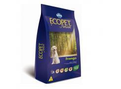Ração Ecopet Frango Cães Adultos 20kg + 2kg Grátis