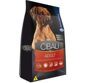 Ração Farmina Cibau Adult para Cães Adultos de Raças Grandes 15kg