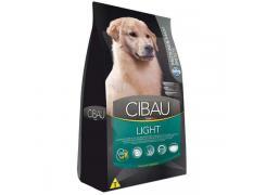 Ração Farmina Cibau Light para Cães Adultos  Raças Médias e Grandes 12kg