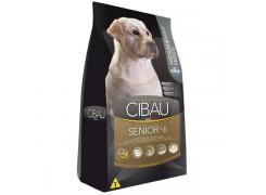 Ração Farmina Cibau Senior para Cães de Raças Médias e Grandes 12kg