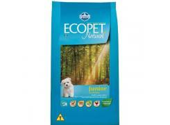 Ração Farmina Ecopet Natural Junior para Cães Filhotes de Raças Pequenas 20kg