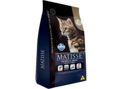 Ração Farmina Matisse Salmão e Arroz para Gatos Adultos 7,5kg