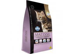 Ração Farmina Matisse para Gatos Adultos Castrados Sabor Cordeiro 7.5kg