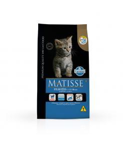Ração Farmina Matisse para Gatos Filhotes com 1 a 12 meses