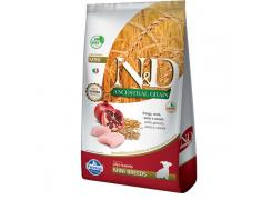 Ração Farmina N&D Ancestral Grain Frango Cães Filhotes Raças Pequenas 10.1kg