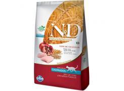 Ração Farmina N&D Low Grain Frango para Gatos Castrados 7.5kg