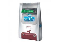 Ração Farmina Vet Life Natural Hepatic para Cães com Insuficiência Hepática 2kg