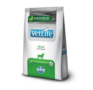 Ração Farmina Vet Life Natural Renal para Cães 2kg