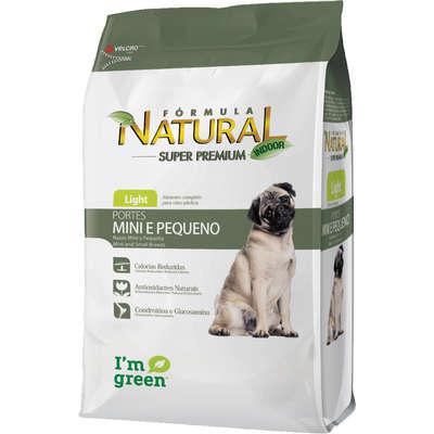 Ração Fórmula Natural  Light para Cães de Pequeno Porte 1kg