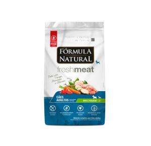 Ração Formula Natural Fresh Meat Adulto Raças Pequenas 7Kg Adimax