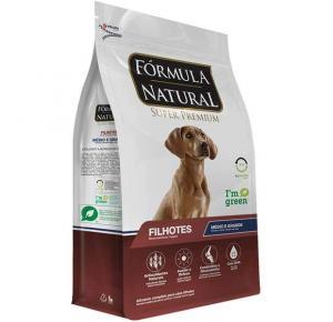 Ração Fórmula Natural Super Premium Cães Filhotes Portes Médio e Grande 15kg