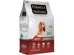 Ração Fórmula Natural Super Premium Cães Adultos Portes Mini e Pequeno 1kg