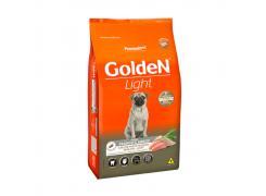 Ração Golden Fórmula Light para Cães Adultos de Raças Pequenas Frango e Arroz 3kg
