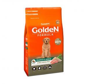 Ração Golden Fórmula para Cães Adultos - Frango e Arroz 20kg