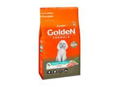 Ração Golden Fórmula para Cães Adultos de Pequeno Porte Sabor Frango e Arroz 1kg