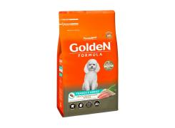 Ração Golden Fórmula para Cães Adultos de Pequeno Porte Sabor Frango e Arroz 3kg