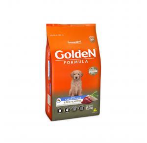Ração Golden para Cães Filhotes Carne e Arroz 15kg