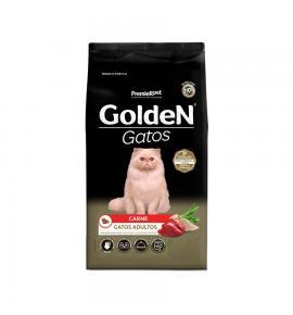 Ração Golden para Gatos Adultos Sabor Carne 10.1kg