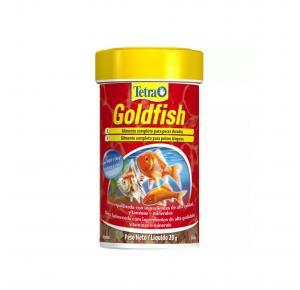 Ração Goldfish Flakes Tetra 52gr
