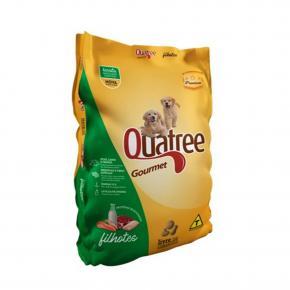 Ração Gourmet Quatree para Cães Filhotes 10.1kg