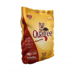 Ração Gourmet Quatree para Cães Raças Pequenas 10.1kg