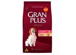 Ração GranPlus Light para Cães Adultos Sabor Frango e Arroz 15kg