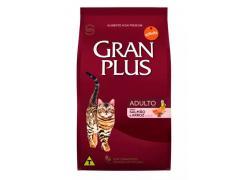 Ração GranPlus para Gatos Adultos Sabor Salmão e Arroz 10.1kg