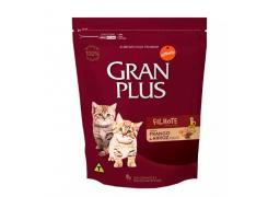 Ração GranPlus para Gatos Filhotes Sabor Frango e Arroz 1kg