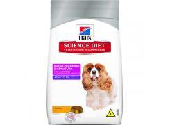 Ração Hills Science Diet Cães Sênior Raças Pequenas e Miniaturas 3kg