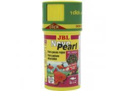 Ração JBL Novo Pearl para peixes 150g