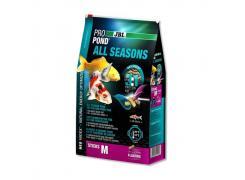 Ração JBL Pro Pond All Seasons Sticks S 4,3kg