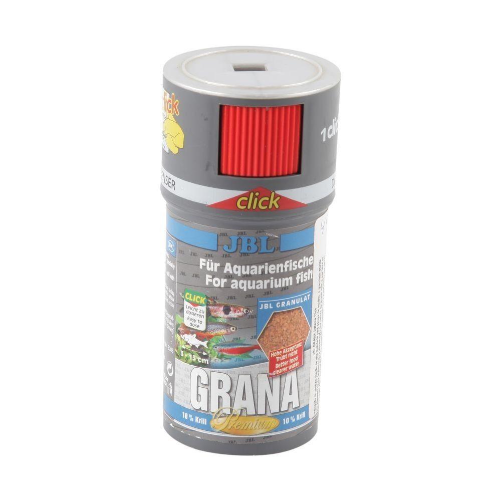 Ração Jbl Grana Premium 43g Click para peixes