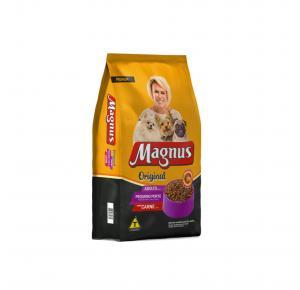 Ração Magnus Original Raças Pequenas Carne 15Kg Adimax