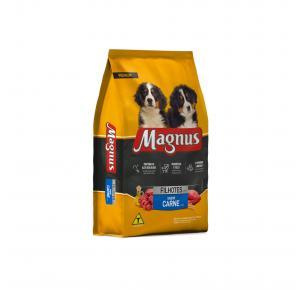 Ração Magnus Premium Filhote Carne 10.1Kg Adimax