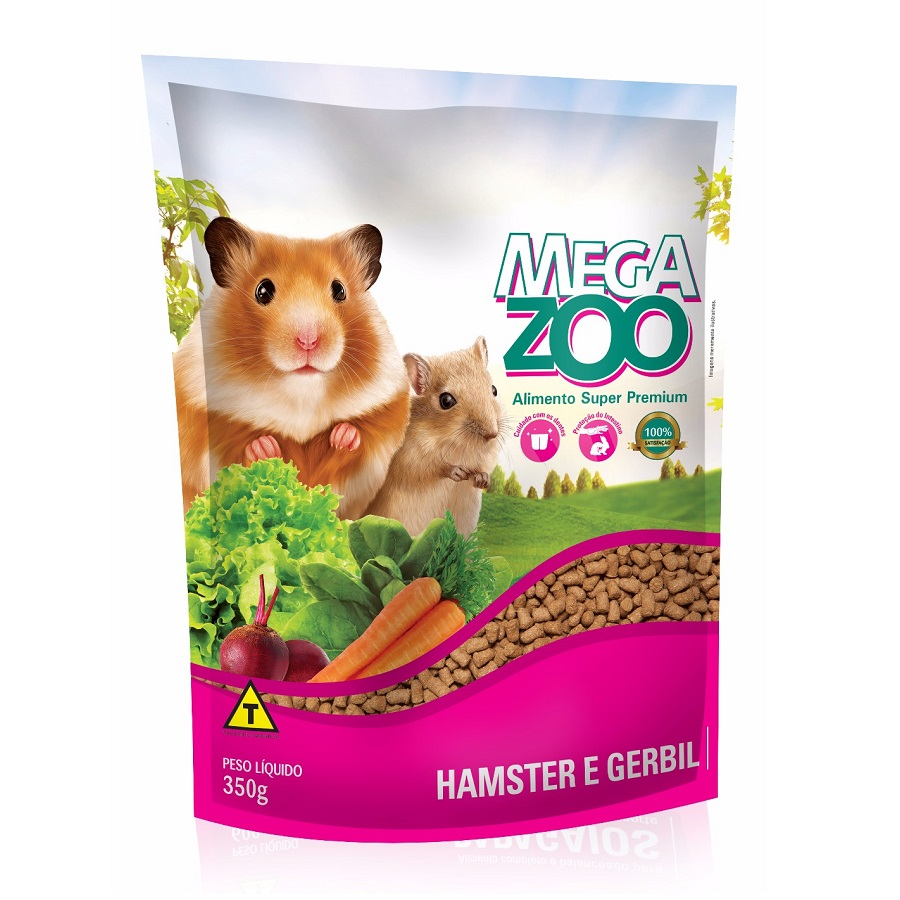 Ração Megazoo para Hamsters   350g