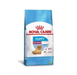 Ração Mini Indoor Puppy Cães Filhotes Royal Canin 7.5kg