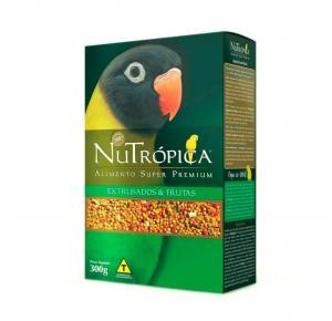 Ração NuTrópica Agapornis com Frutas 300gr