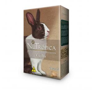 Ração NuTrópica Coelho Natural 1.5kg