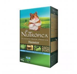 Ração NuTrópica Hamster 900gr